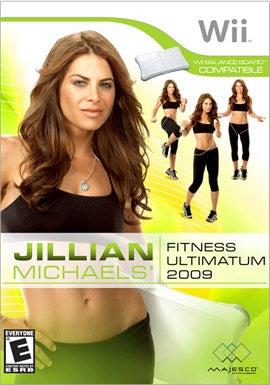 More Jillian Michaels Fitness