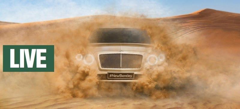 Ask Bentley Chief Designer Luc Donckerwolke Anything
