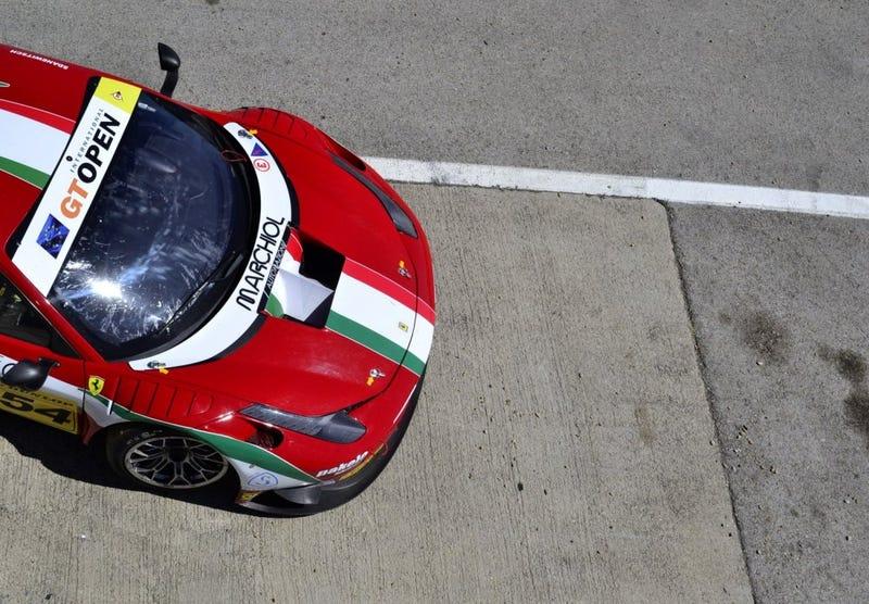 So I am going to Jerez tomorrow...