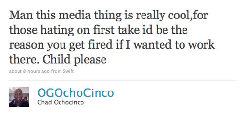 Look Out ESPN: The Ocho Cinco News Network Is On The Air
