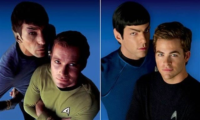 Which Star Trek has the better vision of the future?