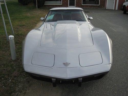 1978 Silver Anniversary Chevrolet Corvette