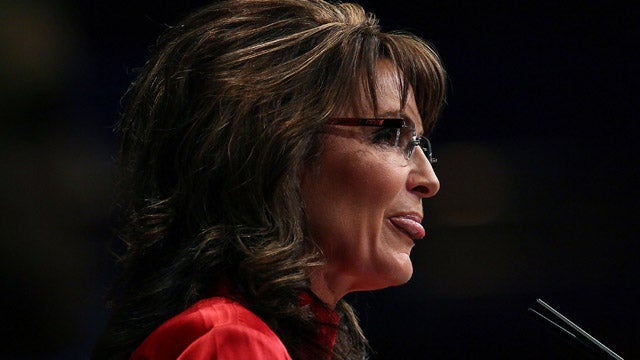 Sarah Palin Reveals Diabolical Plan to Spontaneously Run for President