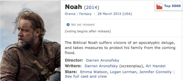 America Will Now Be Entertained By Bible Sequels