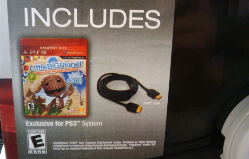 Sony Remembers The PS3 Is A HD System