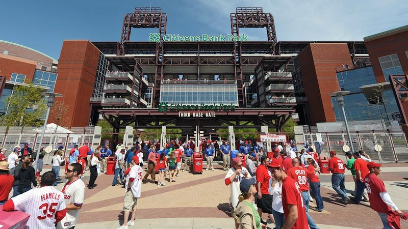 Police Cited 61 People For Underage Drinking Outside The Phillies Game
