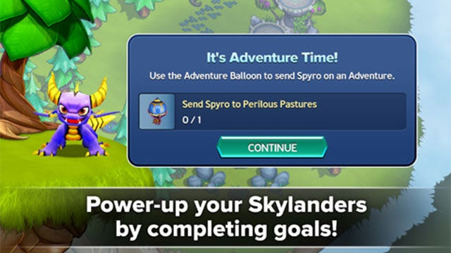 Canadians are Playing a New Skylanders Mobile Game Right Now