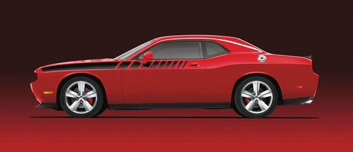 Performance Appearance Package for Dodge Challenger: Product Photos