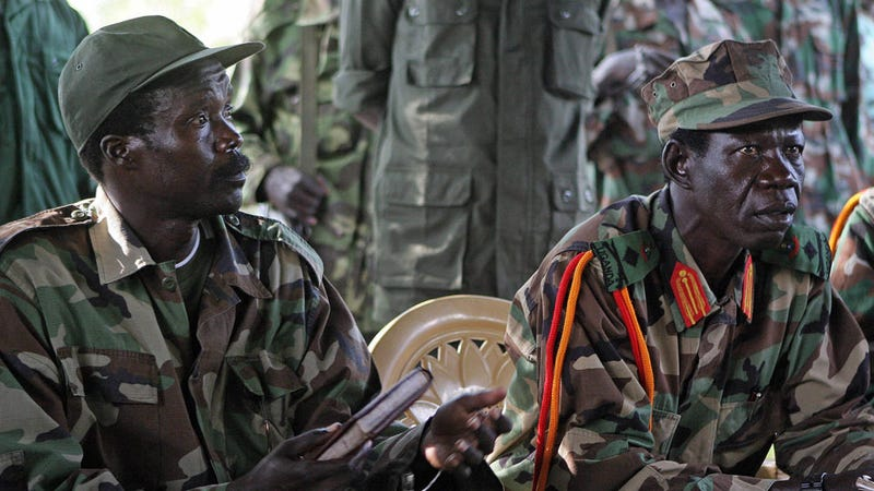 Kony's Henchmen Speak Out Against 'Manipulative' Kony 2012 Campaign