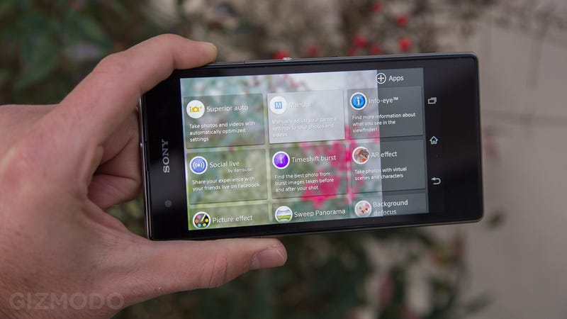 Sony Xperia Z1S Review: Big Camera In a Sleek Package