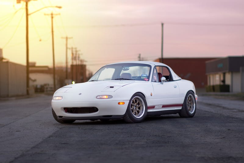 Days like today make me miss my ex-Miata