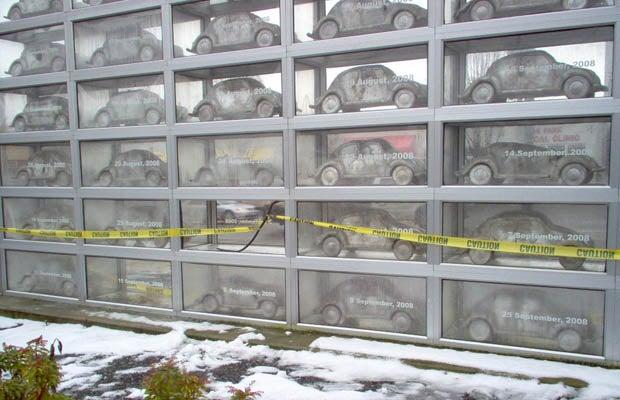 The Violation of Vancouver's Volkswagen Sculpture