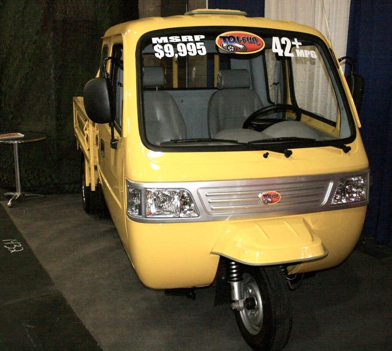 5.) Trifun Trike