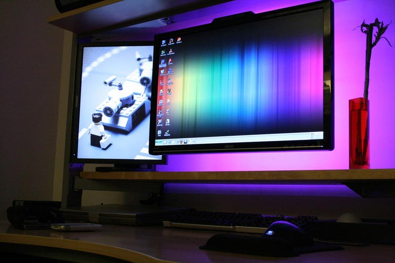 Monitors in a Sea of LEDs