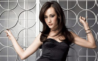 Maggie Q Talks Up Gaming and Hollywood