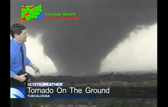 Welcome to Tornado Season