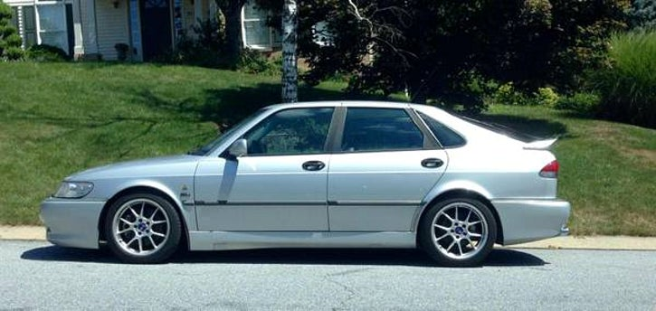 How About This Clean 2000 Saab 9 3 Viggen For 6 500