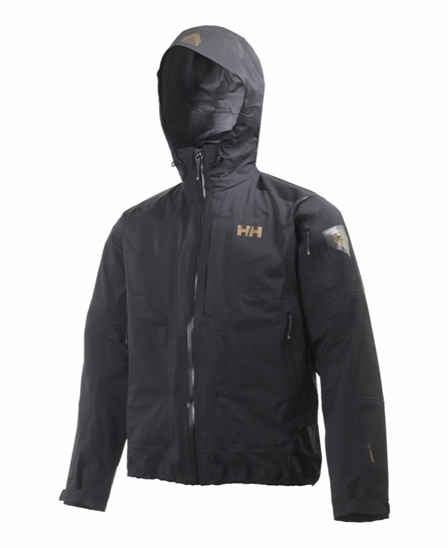 One Step Closer to Star Trek Clothes: Helly Hansen Odin Jacket With Climate Control