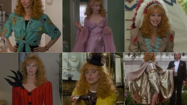 Every Outfit Shelley Long Wears in Troop Beverly Hills, Ranked