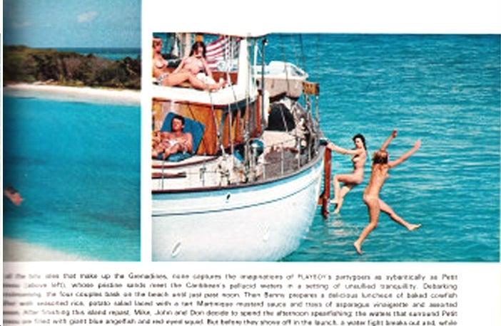 TMZ's Sexy JFK Pic: The Playboy Original