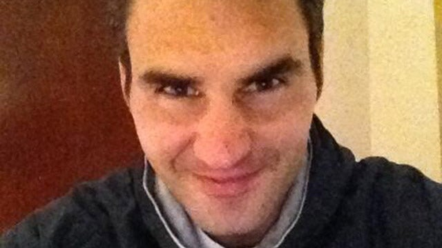 Federer Joins Twitter, Promptly Asked About Eating Chocolate Off Tits
