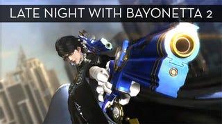 The Up All Night Stream Plays <em>Bayonetta 2</em> [Completed!]