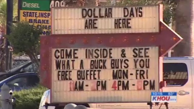 Racism Undermined Allure of Texas Topless Bar