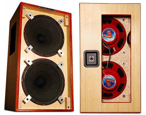 The Fatty Speakers Made from Hemp are Smokin'