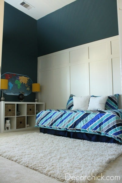 Let's Talk About Your Bedroom Color!!! (watch out: INANE POST!)