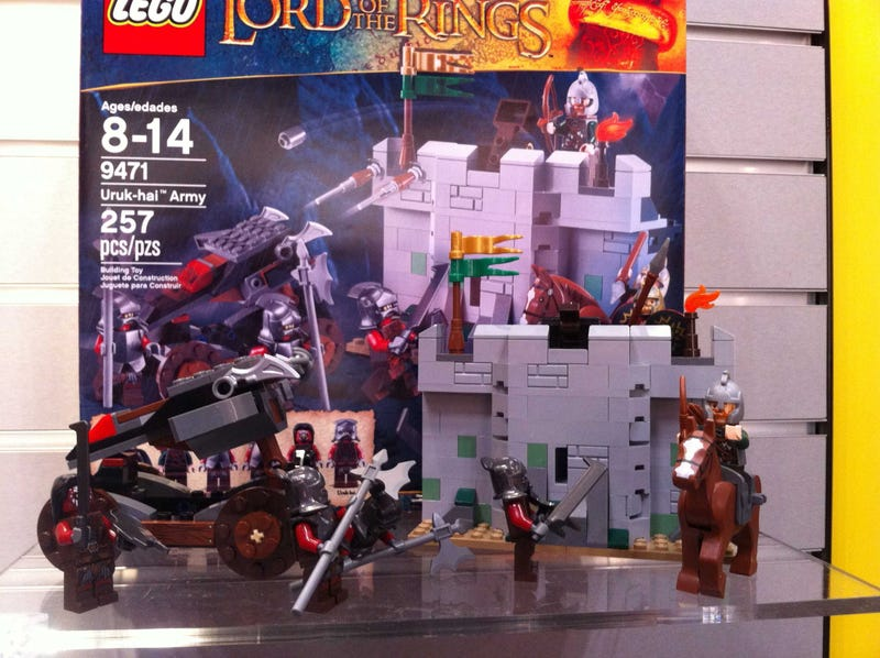 LEGO Lord of The Rings, Avengers, and Deadpool debut at Toy Fair!