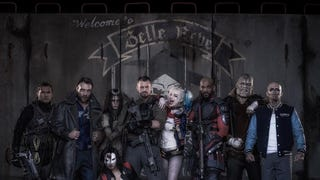 Behold The Suicide Squad In the Flesh, Includi