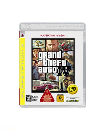 Grand Theft IV Auto Goes Discount In Japan