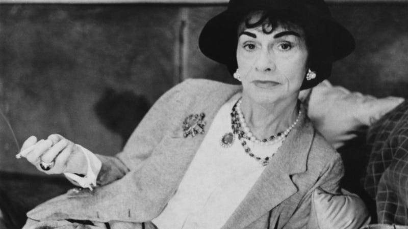 Coco Chanel Posed Naked for an Anti-Semitic Cartoon
