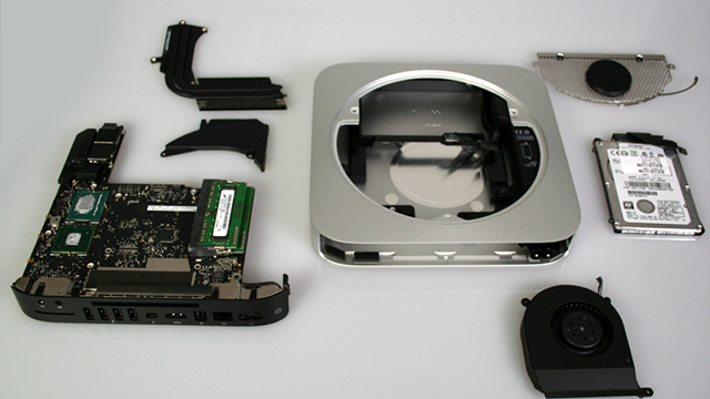 New Mac Mini Torn Down and Benchmarked: Ivy Bridge Kicks Ass