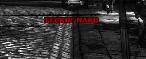 "The Saboteur is ""Feckin' Hard"""