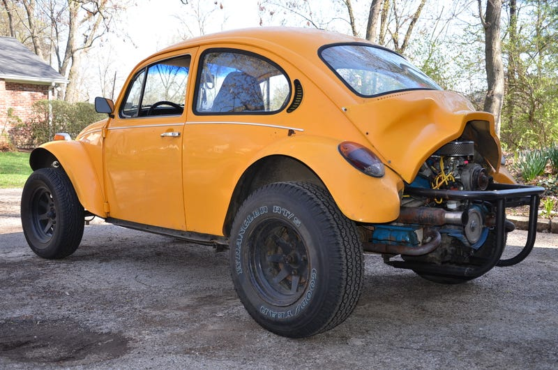 Oppo, the time has come to sell the Baja Bug