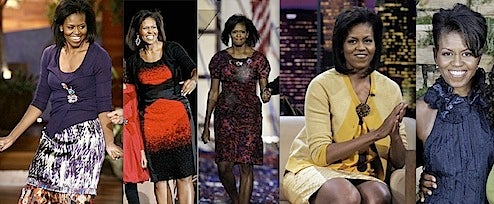 Michelle Obama to Kill Fashion Industry, Probably