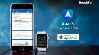 Spark Is a Customizable iPhone Email App with