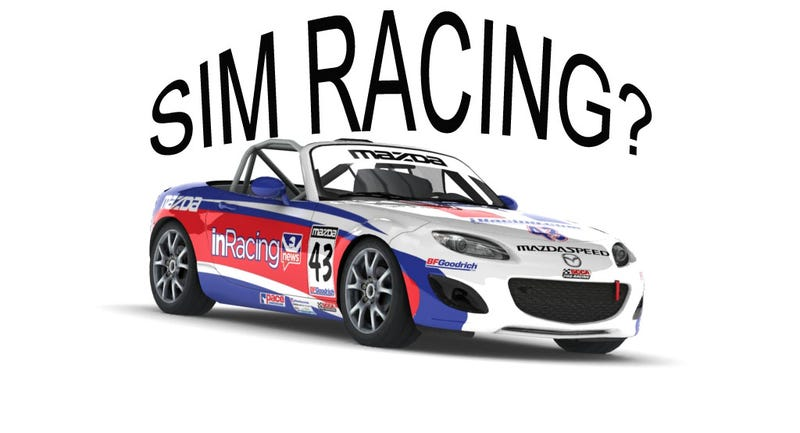 Sim Racing and How It Helped Building My Passion for Cars.