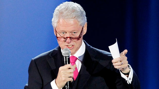 Bill Clinton: Let Presidents Serve Three Terms!