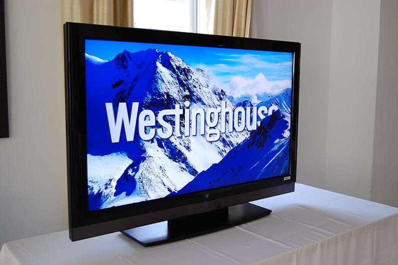 Eyeball Tested: Tasty Westinghouse TX-52F480S 52-inch 1080p LCD Will Cost $2,499