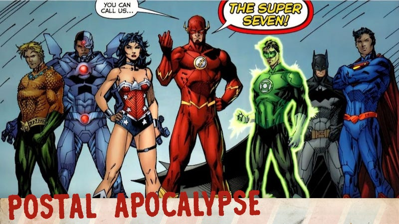 What a Politically Correct Justice League Would Look Like