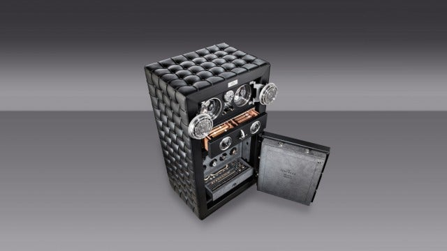 This Ludicrous Safe Is The Only Sane Place For Your Million Dollars' Worth of Watches and Cigars