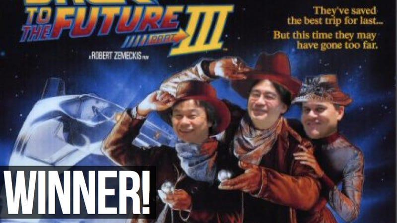 Wonder Nin Powers: The Winners