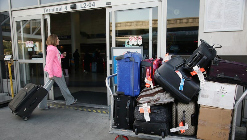 LAX Baggage Handlers Took Whatever They Wanted From Bags for Months