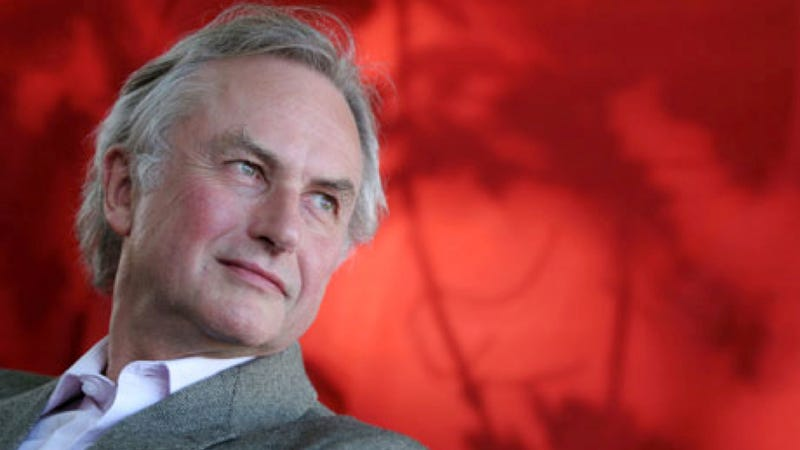 Richard Dawkins Tells All in Episode 46 of The Geek's Guide to the Galaxy
