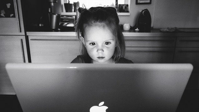 How Are You Teaching Your Kids to Be Safe Online?