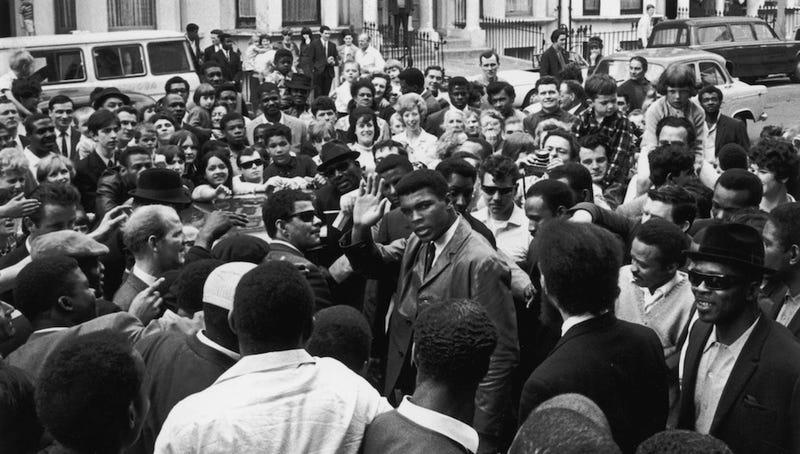 A Collection Of Your Stories About Meeting Muhammad Ali