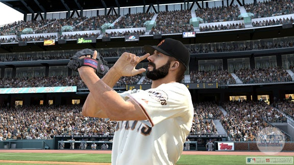 MLB 11 The Show Screens