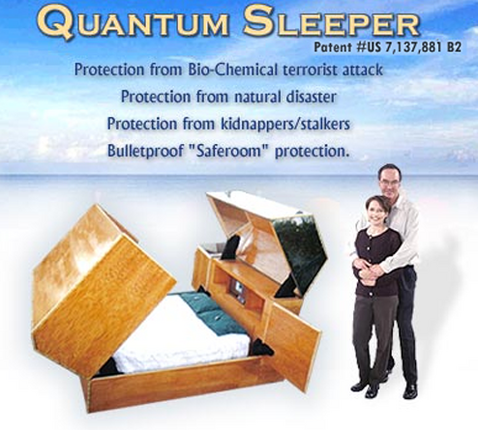 Quantum Sleeper, Rest Well in the Face of Terrorism